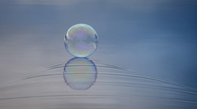 Överjordiska bubblor